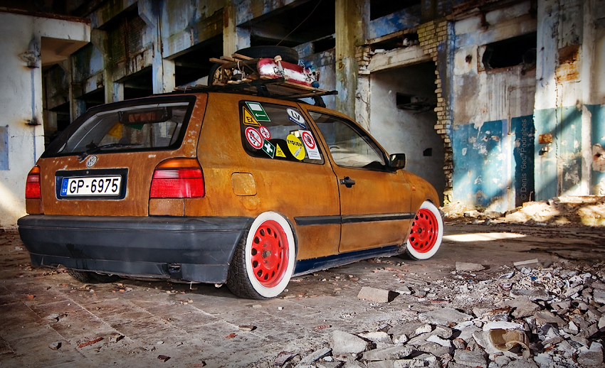 Rat style auto